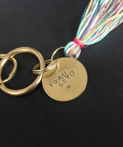 Schlüsselanhänger Personalisiert