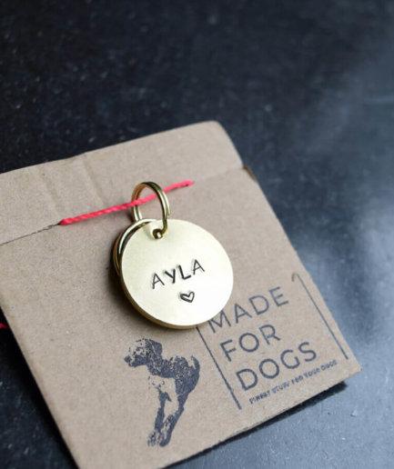 Hundemarke personalsiert